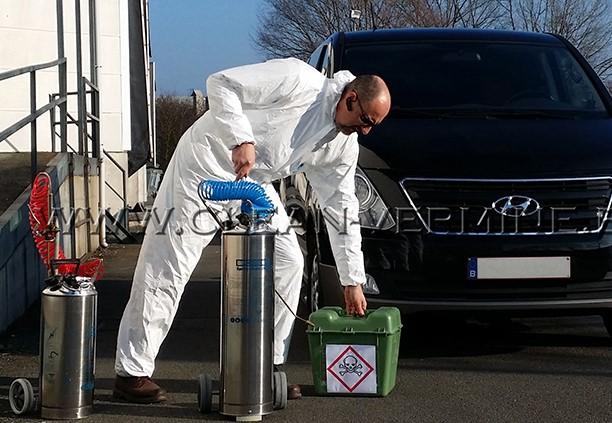 clean vermine et ses produits agréés contre les insectes en Belgique
